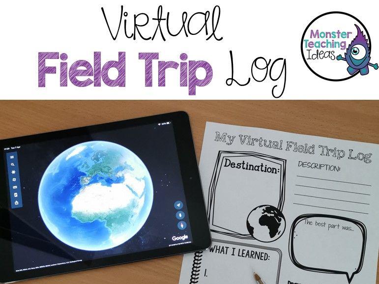 Virtual Field Trip Reflection Log