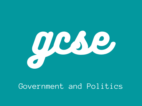 Decision Making in a Democracy GCSE Politics