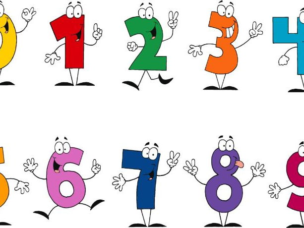 Various Numbers for Display