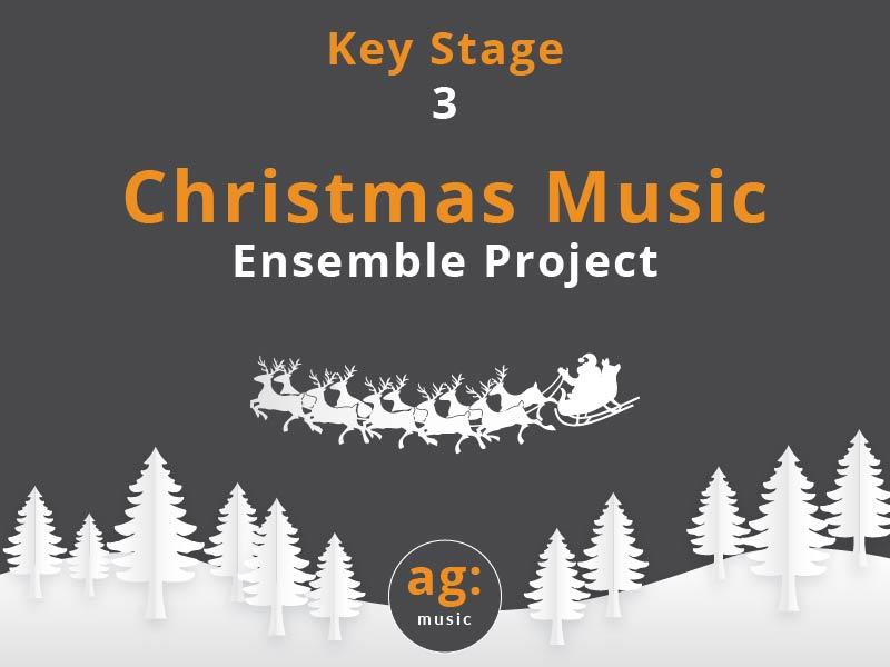 Christmas Music Ensemble Project