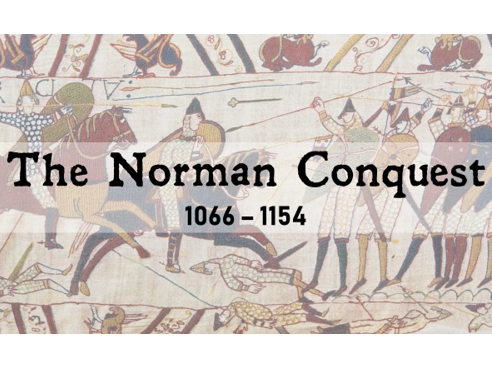 AQA GCSE History 'The Norman Conquest' Revision Cards
