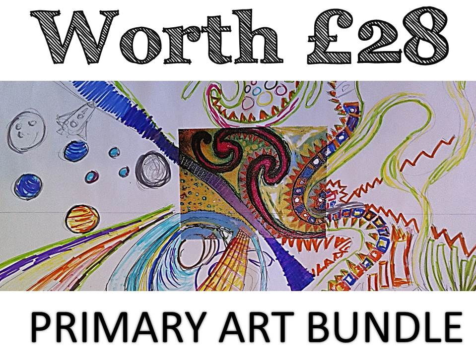 Primary Art Ideas Bundle