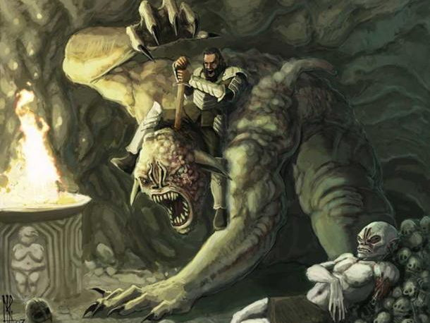 2.5 WEEKS - WRITING - MYTHS & LEGENDS BASED ON BEOWULF - YEAR 5/6