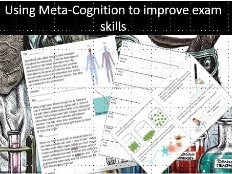 KS3 science revision: Using metacognition to improve exam skills