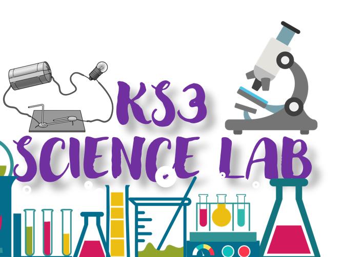 KS3 SCIENCE LAB ACTIVITIES