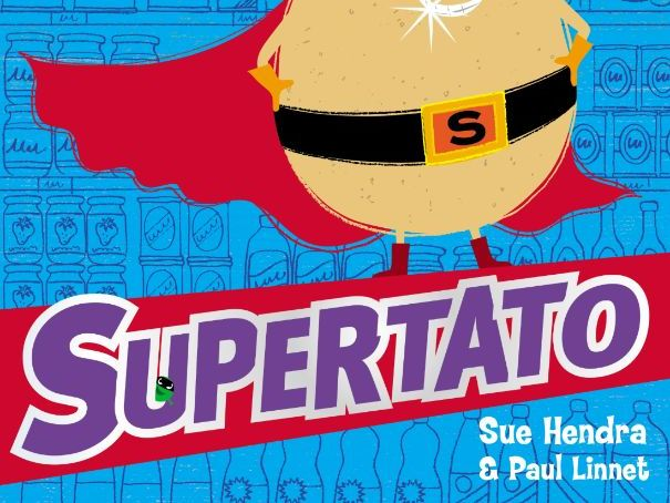 Supertato - Sue Hendra & Paul Linnet - Activity Pack
