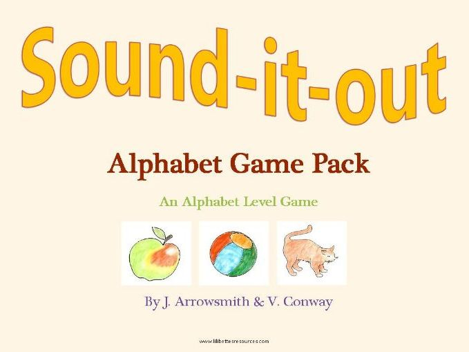 Games to teach initial sounds