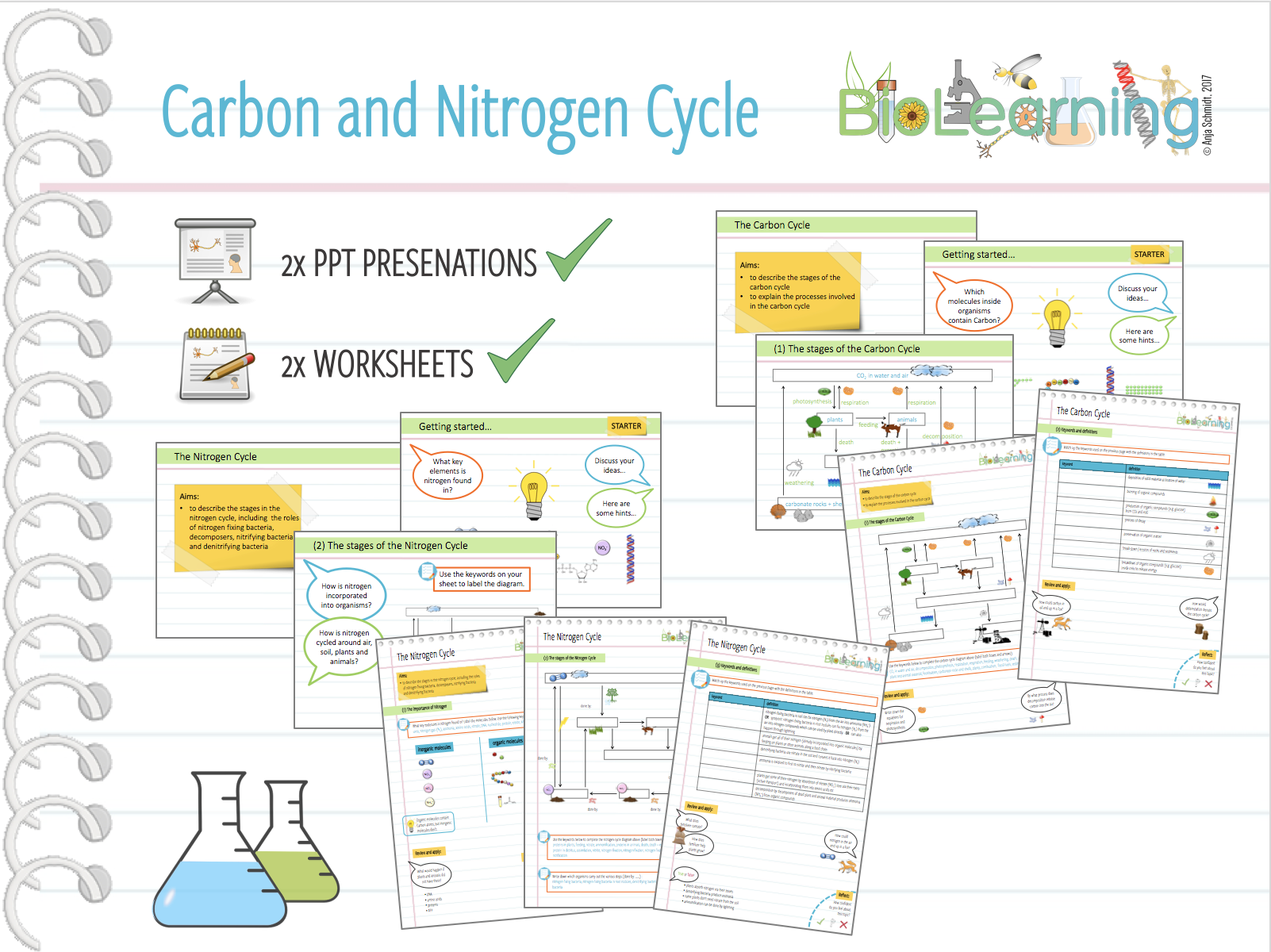 4x carbon and nitrogen cycle 2x powerpoint ppts and 2x worksheets 4x carbon and nitrogen cycle 2x powerpoint ppts and 2x worksheets ks3ks4 by anjacschmidt teaching resources tes ccuart Gallery