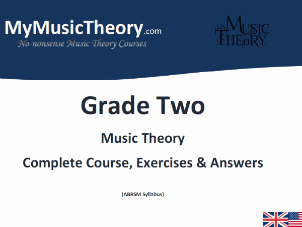 Grade 2 Music Theory (ABRSM) Course & Exercises