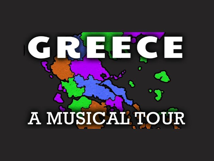 Greek Geography Video: A Song for Greece