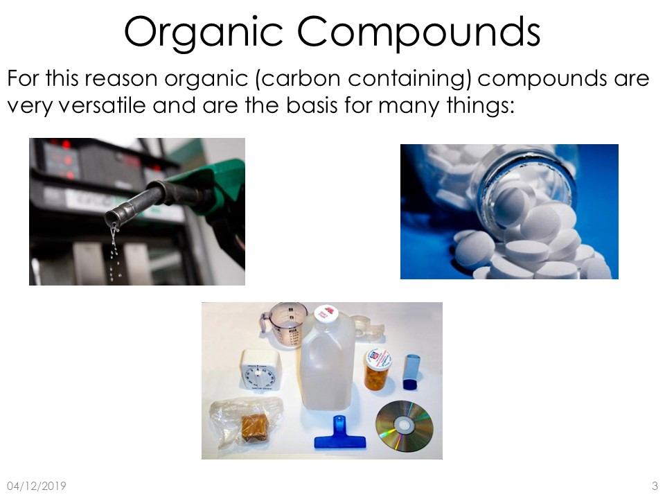 Introduction to Organic Chemistry - Naming and Isomerism (A-level Chemistry Year 1)