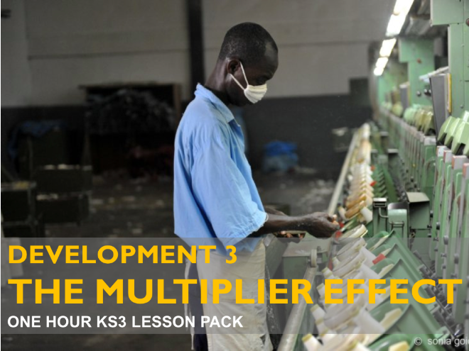 Development 3: The Multiplier effect