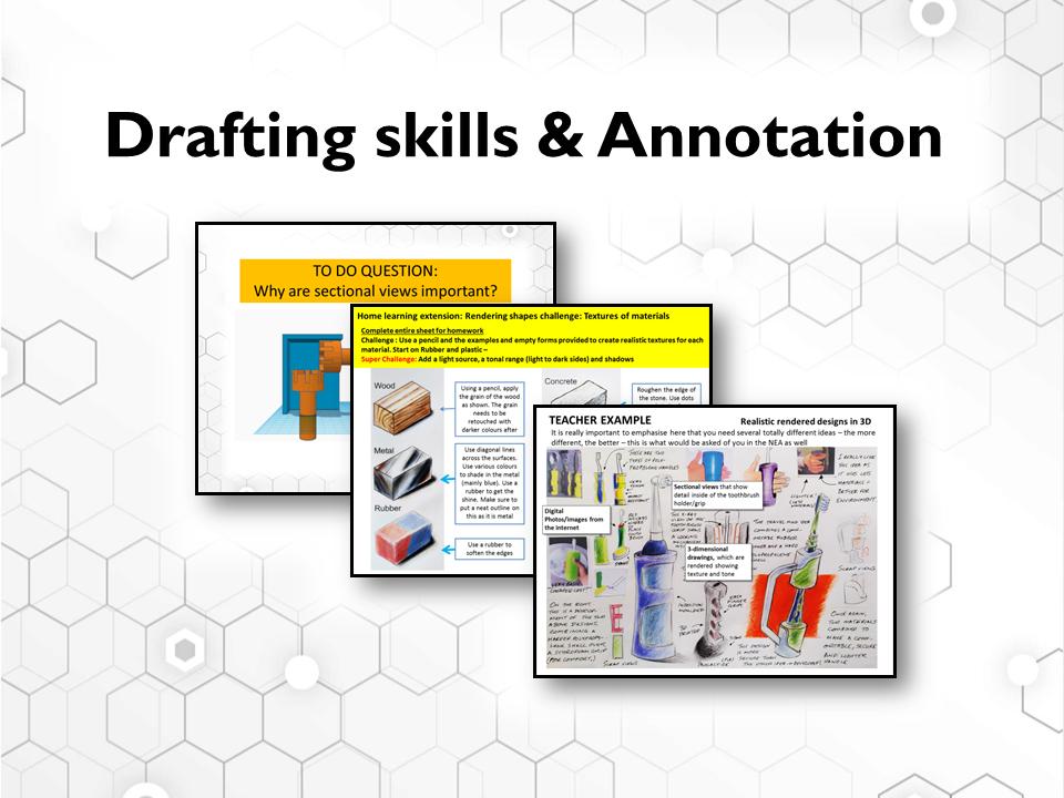 Drafting skills & Annotation