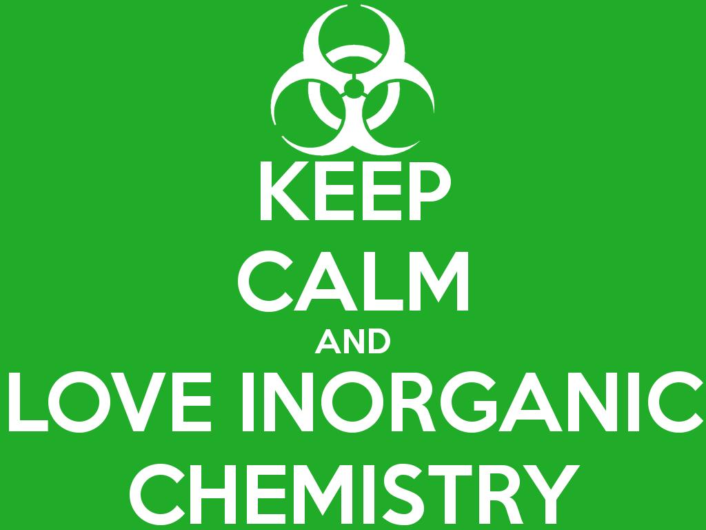 A Level Inorganic Chemistry - Revision Bundle