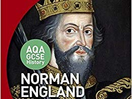 AQA GCSE History 2019: 3 Norman England Revision Lessons - Legal System, Village & town and Church