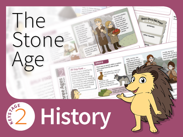 KS2 History - The Stone Age (Research Pack)