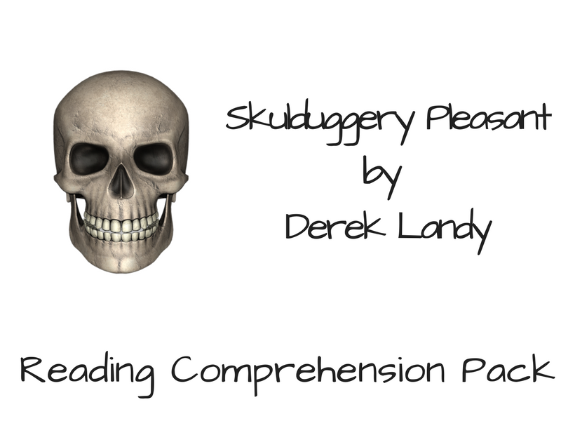 Skulduggery Pleasant - Reading Comprehension