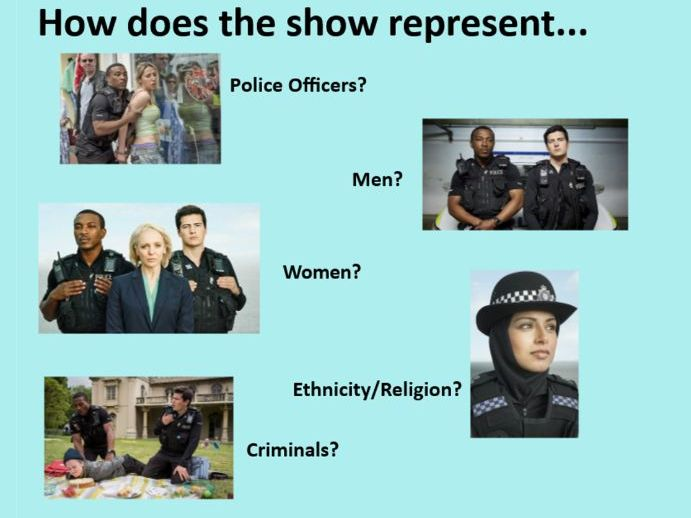 OCR GCSE Media Studies 2018 - Television (Cuffs) SOW