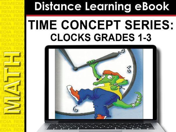 Clocks: Beginning Time Concepts