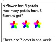 Multiplication Word Problems- Differenciated