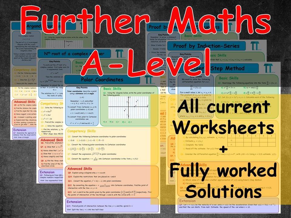 Further maths Bundle