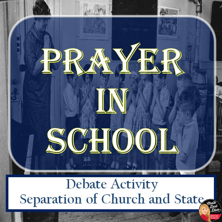 the controversial issue of prayer in public schools Research papers on prayer in public schools is a controversial debate over whether students should pray or not pray in public schools the federal supreme court banned praying in public schools in engel et al v vitale et al (1962.