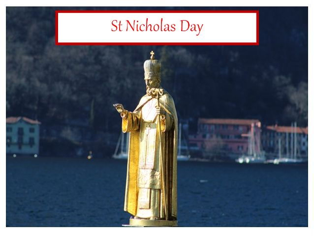 St Nicholas Day - PowerPoint and Display Materials + 31 Teaching Activities To Try In The Classroom