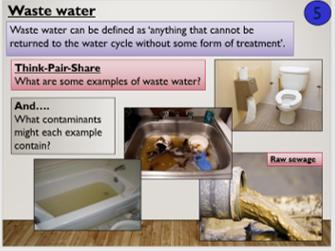 KS4 C12.3 Treating waste water