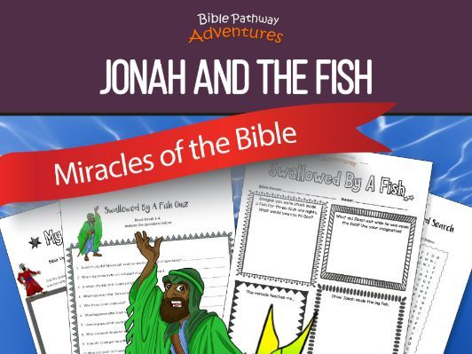Bible Miracles: Jonah and the Fish
