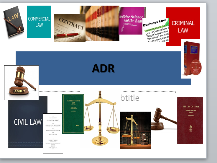 ADR A Level Law-New Spec (OCR 2017)- Lesson and Activity Booklet