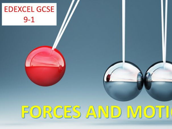 Forces and Motion GCSE 9-1 lesson 3- Acceleration  and Uniform Acceleration