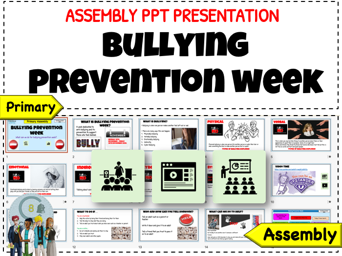 Assembly - Bullying Prevention Week