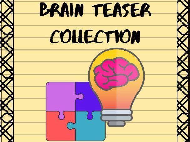 Brain Teaser Collection