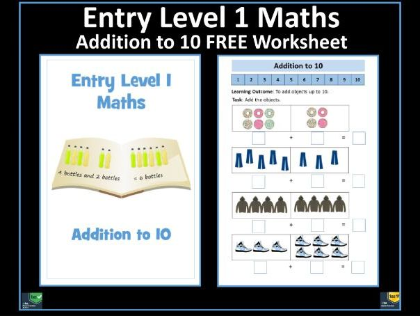 entry level  maths counting to  free worksheet  sen resource by  entry level  maths counting to  free worksheet  sen resource by  krazikas  teaching resources  tes