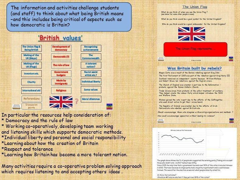 British Values ?
