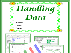 Handling Data-worksheet-KS2-Year 4