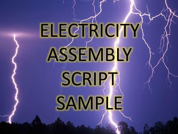 Electricity Assembly Script  **SAMPLE**
