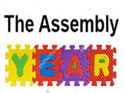 Assembly Year - Using PowerPoints