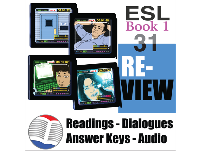 ESL Readings & Exercises Book 1-31
