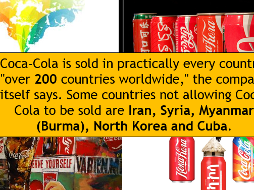 AQA Globalisation - L9 Coca-Cola Case Study (Lesson and Resources).