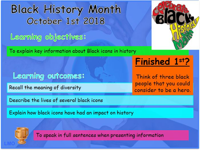 Resources to support Black History Month | Tes
