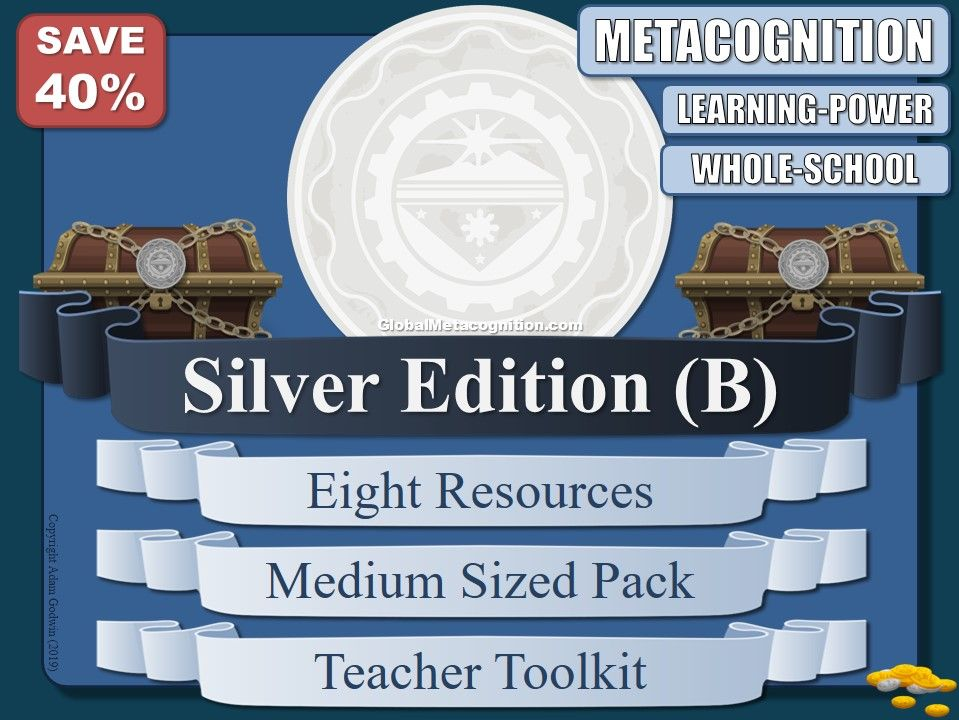 Metacognition Toolkit (Silver) [B]