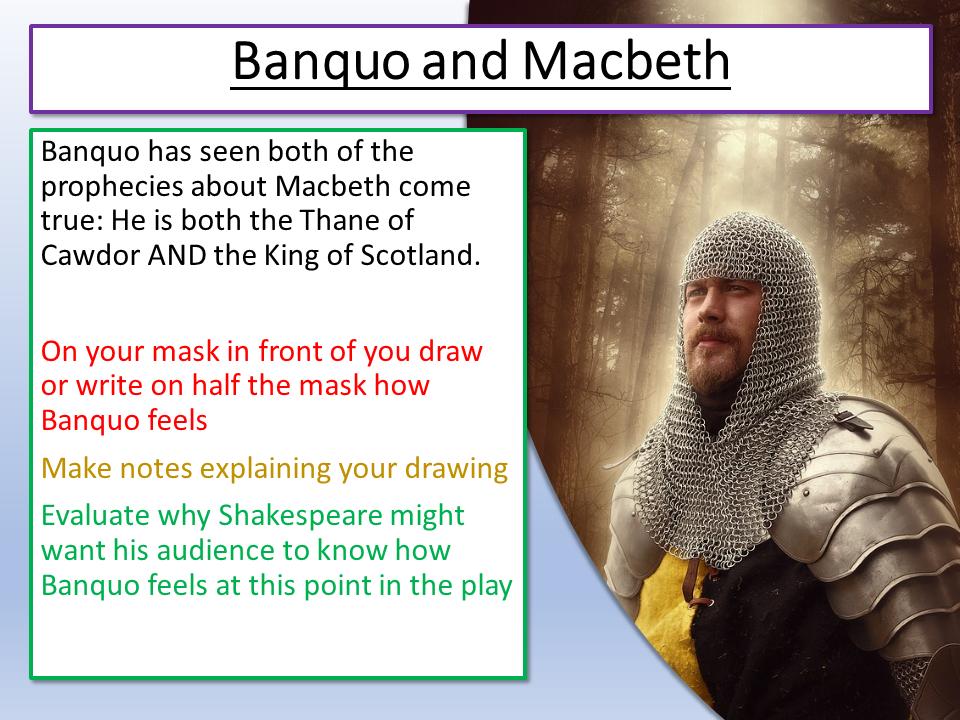 Macbeth Act 3 Scene 1 Banquo