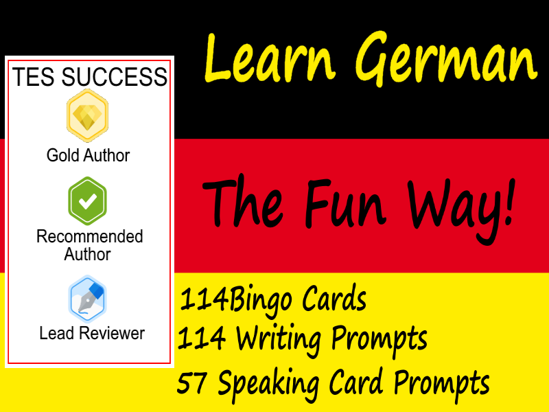 Learning To Speak German The Fun Way! - Bundle