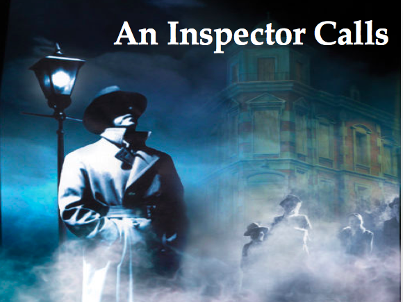 AN INSPECTOR CALLS - Fully Planned Module