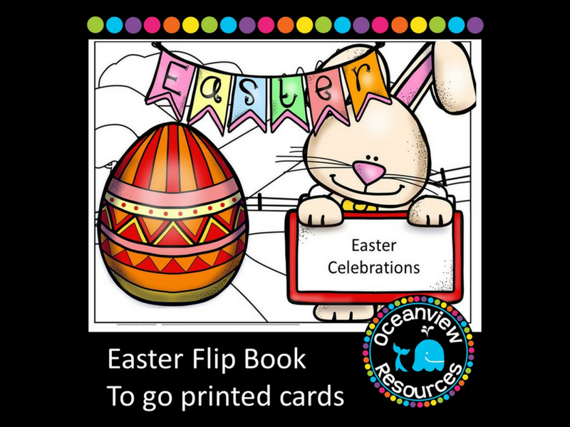 Easter Themed Flipbook