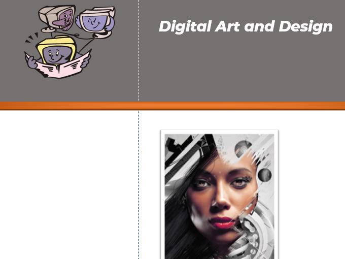 Digital art and design