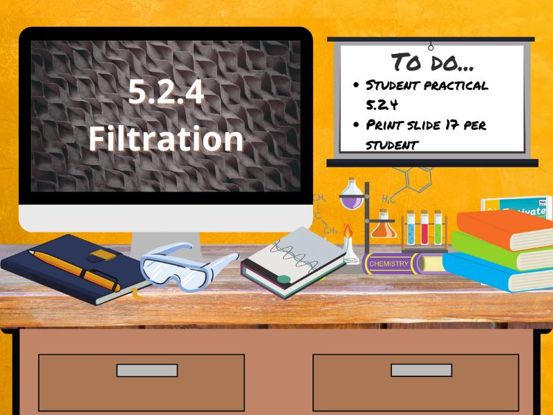 5.2.4 Filtration (AQA KS3 Activate 1)