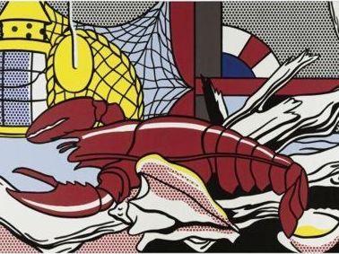 Roy Lichtenstein still life project DISTANCE LEARNING