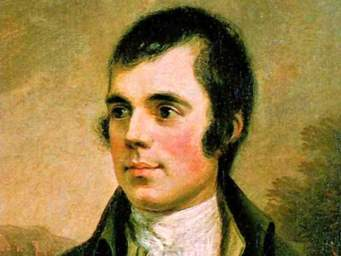 Robert Burns/ St Andrews Assembly script (Translating pop songs into Scots)